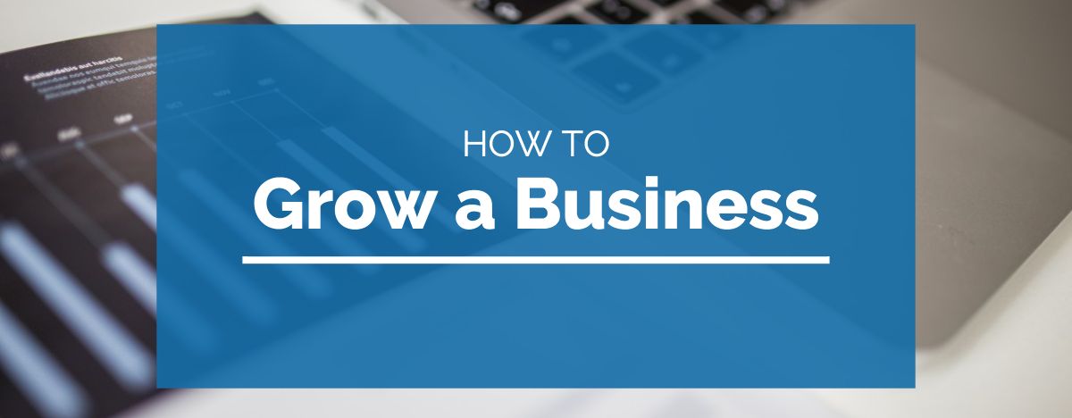 How to Grow a Business