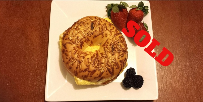 Popular Downtown Calgary Bagel Store for Sale