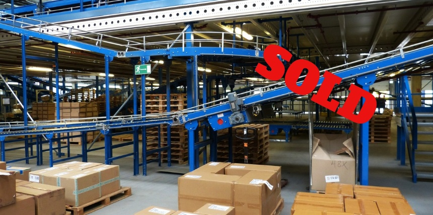 Growing Import Business for Sale