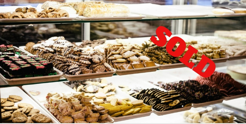 Acadia Bakery for Sale