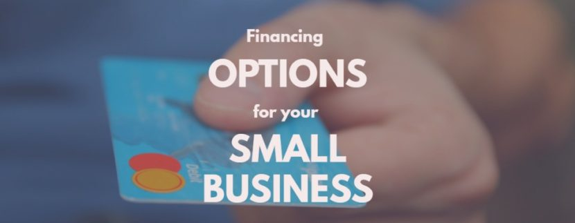 Finance Options for you Small Business