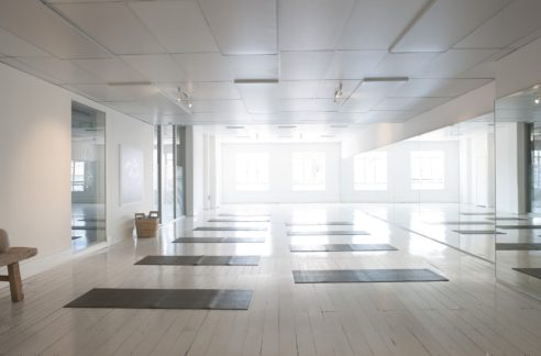 yoga studio for sale